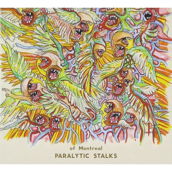 Of Montreal - Paralytic Stalks CD