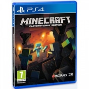 (Pre-Owned) Minecraft PS4 Game Used - Like New