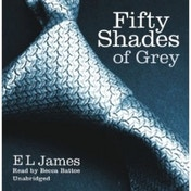 Fifty Shades of Grey Audio Book CD