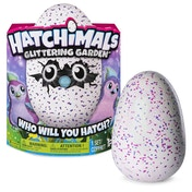 Hatchimals Glittering Garden Sparkly Pengualas