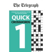 The Telegraph Quick Crosswords 1 by The Telegraph Media Group (Paperback, 2017)