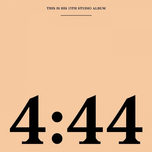Jay-Z - 4:44 Music CD