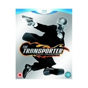 The Transporter 1 & 2 Blu-ray
