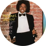 Michael Jackson - Off The Wall Limited Edition Picture Disc Vinyl