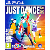 Just Dance 2017 [Nordic] PS4 Game