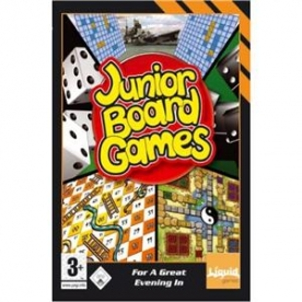 Ex-Display Junior Board Games PC Used - Like New