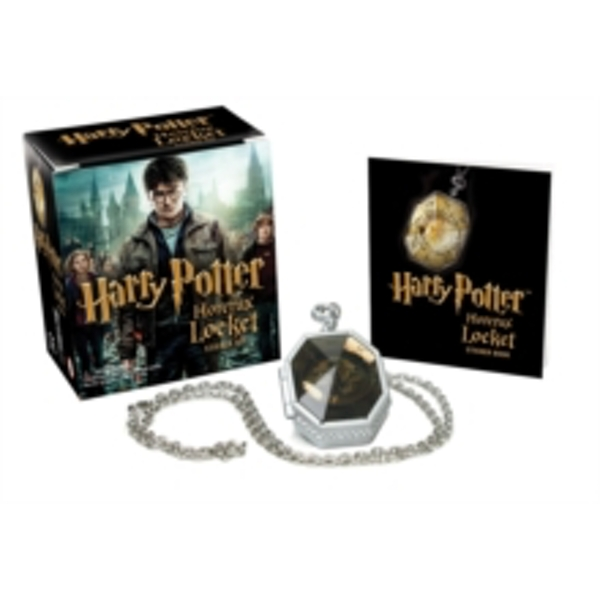 Harry Potter Locket Horcrux Kit and Sticker Book by Running Press (Mixed media product, 2011)