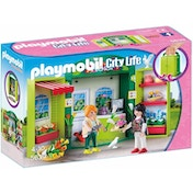 Playmobil Flower Shop Play Box