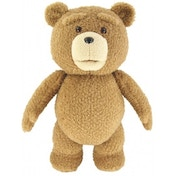 TED 16 Inch Plush with sounds and moving mouth