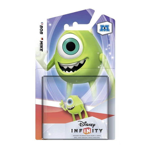 Disney Infinity 1.0 Mike Wazowski (Monsters Inc) Character Figure - Image 1