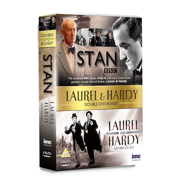 Laurel And Hardy Double DVD 2-Disc Set Box Set
