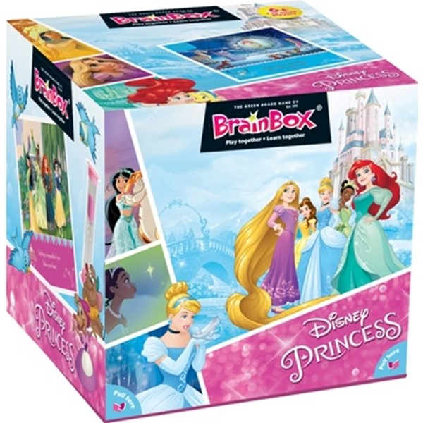 BrainBox Disney Princess Card Game