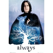Harry Potter Snape Always Maxi Poster