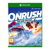 Ex-Display Onrush Day One Edition Xbox One Game Used - Like New