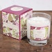 Wild Fig & Cassis (Fragrant Orchard Collection) Glass Candle - Image 2
