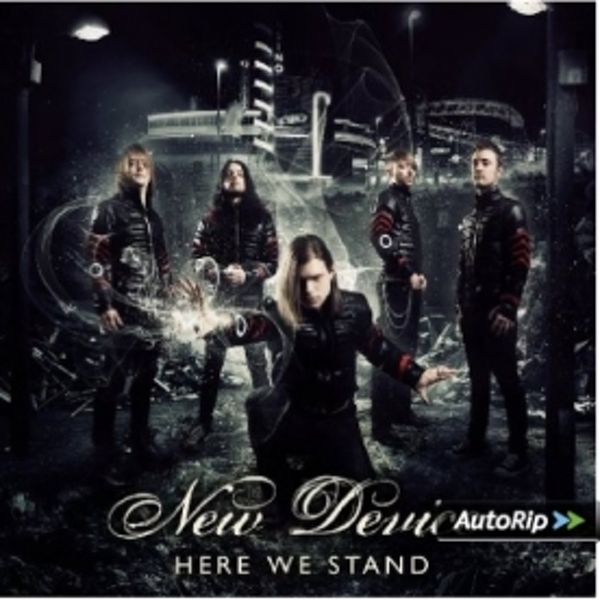 New Device - Here We Stand CD