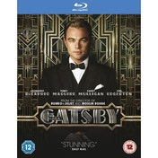 Great Gatsby Blu-ray