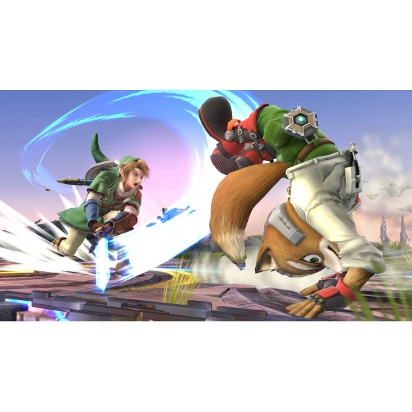 Super Smash Bros Wii U Game - Image 5