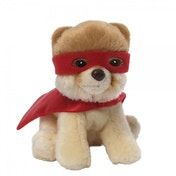 Gund Itty Bitty Boo Superhero Boo Plush