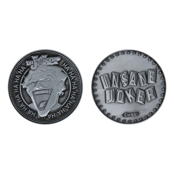 DC Comics Collectable Coin The Joker Limited Edition