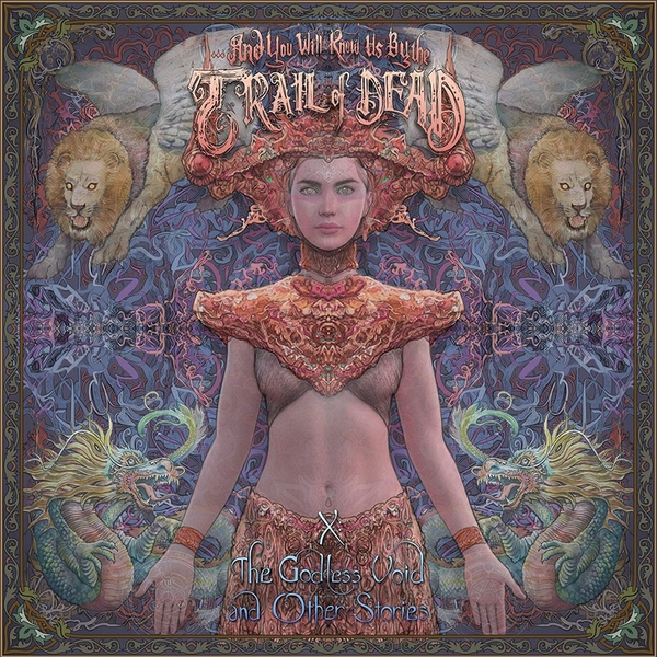 And You Will Know Us By The Trail Of Dead - X: The Godless Void And Other Stories Vinyl