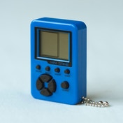 Mini Retro Console Keychain