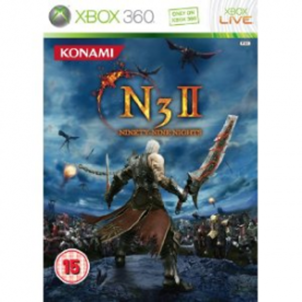 Ninety Nine Nights 2 Game Xbox 360