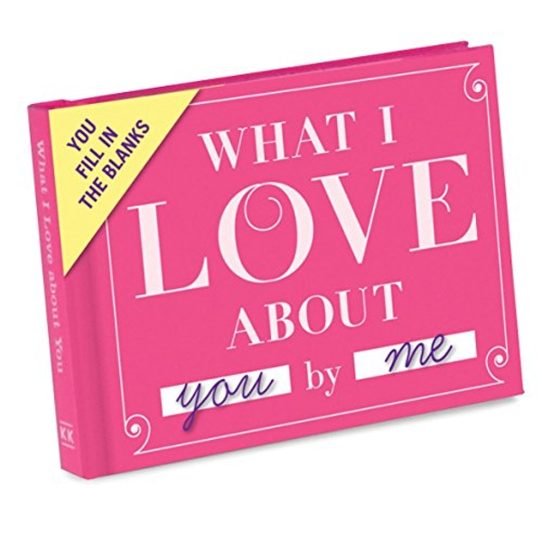 Knock Knock Love Journal: Love About You  Notebook / blank book 2013