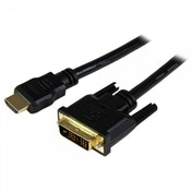 StarTech 1.5m HDMI to DVI-D Cable Male to Male
