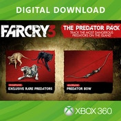 Predator Pack DLC for Far Cry 3 Xbox 360 Digital Download