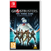 Ghostbusters The Video Game Remastered Nintendo Switch Game