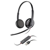 Plantronics Blackwire C325-M Binaural Head-band Black