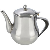 Pendeford Stainless Steel Collection Tea Pot 1L (32oz)