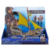 Pirates of the Carribean Jack Sparrow Pirate Ship