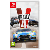 V-Rally 4 Nintendo Switch Game