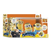Despicable Me 3 Splashers Bath Minions - 3 Pack