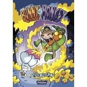 Bunny vs Monkey : Book 4
