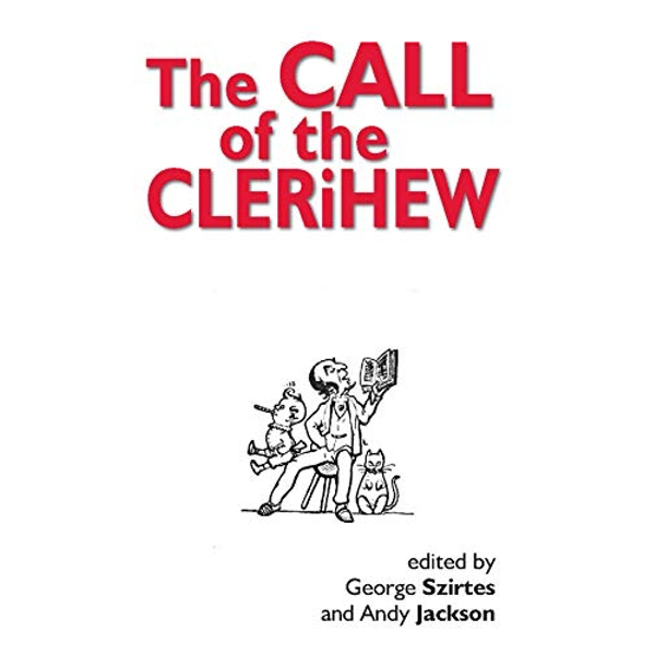 The Call of the Clerihew  Paperback / softback 2019