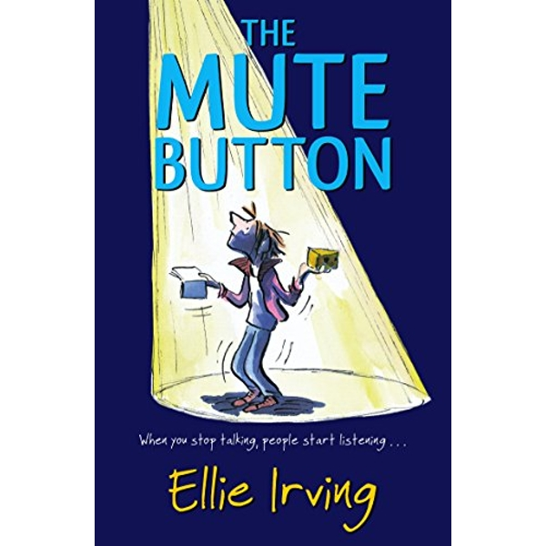 The Mute Button by Ellie Irving (Paperback, 2014)