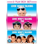 Look Who's Talking 1-3 DVD