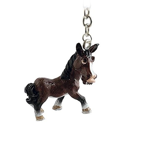 Little Paws Key Ring Horse