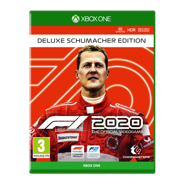 F1 2020 Deluxe Schumacher Edition Xbox One Game