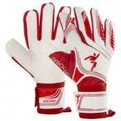 Precision Premier Junior Red Shadow GK Gloves Size 6