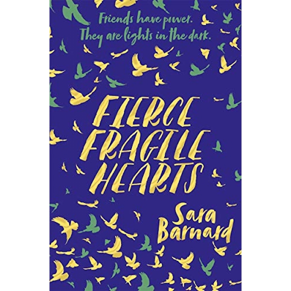 Fierce Fragile Hearts  Paperback / softback 2019