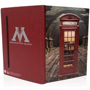 Ministry of Magic (Harry Potter) 3DHD Notebook