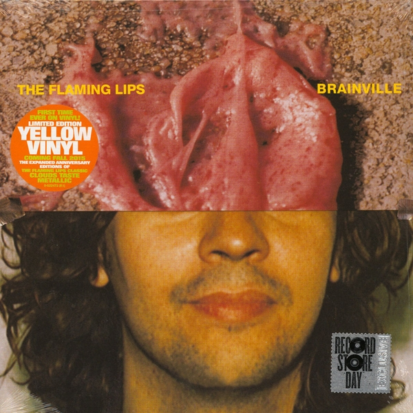 The Flaming Lips - Brainville Coloured Vinyl