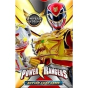 Power Rangers Booster Trading Cards - 15 Packs