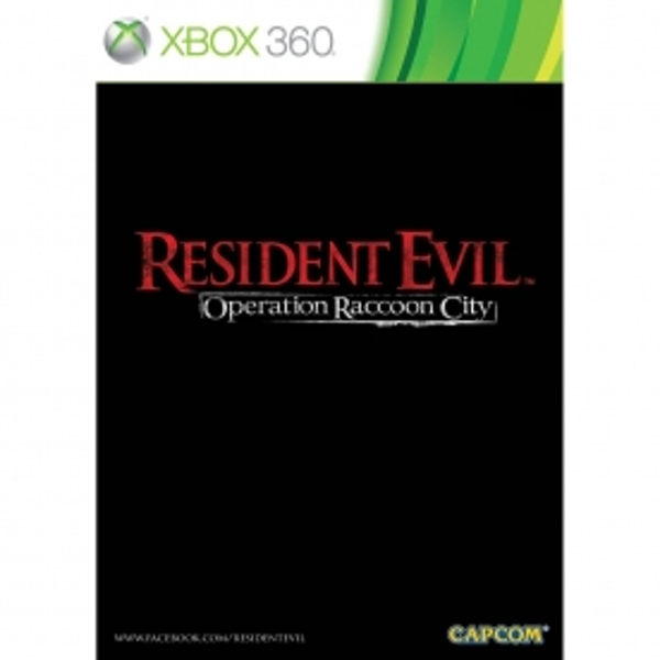 Resident Evil Operation Raccoon City Game Xbox 360 - Image 2