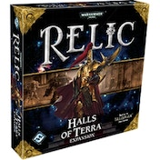 Warhammer Relic Halls of Terra Board Game