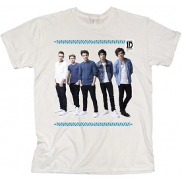 One Direction College Wreath Skinny Ladies TS: XL
